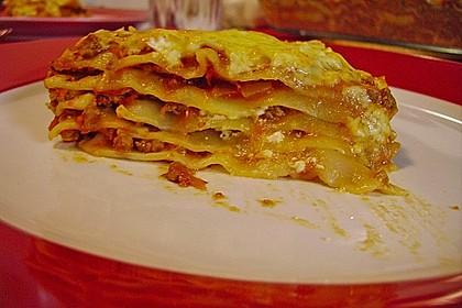 Idiotensichere Lasagne 12