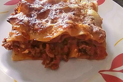 Idiotensichere Lasagne 105