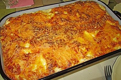 Idiotensichere Lasagne 28