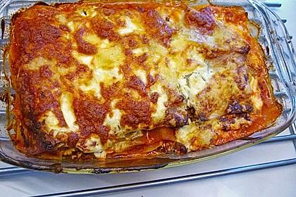 Idiotensichere Lasagne 31