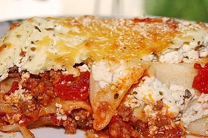 Idiotensichere Lasagne 27