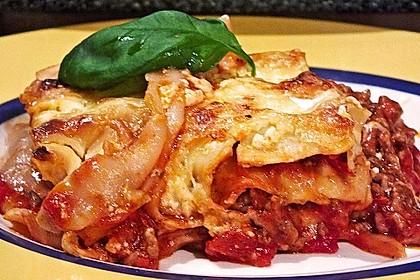 Idiotensichere Lasagne 68