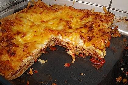 Idiotensichere Lasagne 34