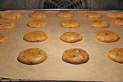 Chocolate - Chip - Cookies (Bild)