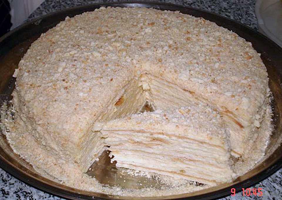 Torte Napoleon Von Irina Chefkoch De