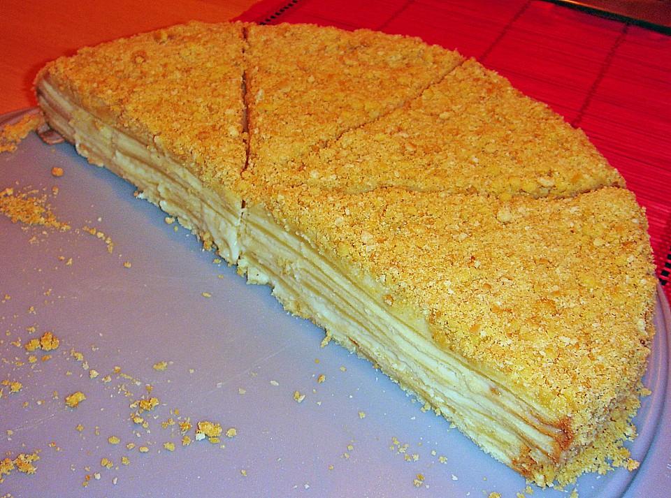 Napoleon Torte Von Irina Chefkoch De