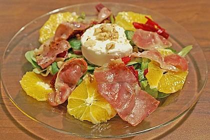 Rote Bete-Salat mit Ziegenkäse 5