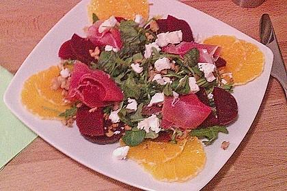 Rote Bete-Salat mit Ziegenkäse 31