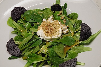 Rote Bete-Salat mit Ziegenkäse 21