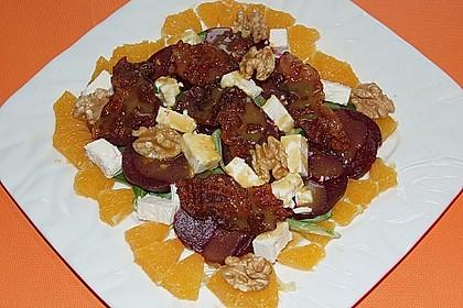 Rote Bete-Salat mit Ziegenkäse 28