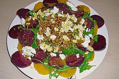 Rote Bete-Salat mit Ziegenkäse 18