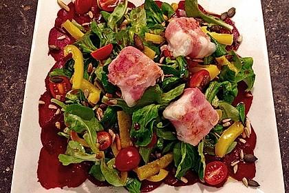 Rote Bete-Salat mit Ziegenkäse 17