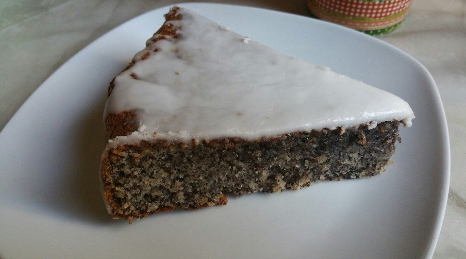 Saftiger Mohnkuchen Von Kleine Raupe Nimmersatt Chefkoch De