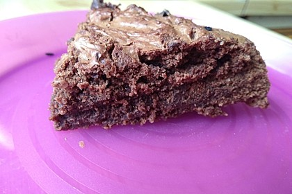 American Double Choc Brownies 82