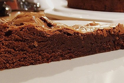 American Double Choc Brownies 15