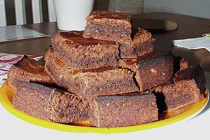 American Double Choc Brownies 100