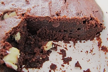 American Double Choc Brownies 193