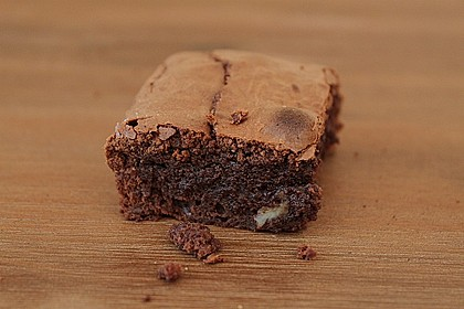 American Double Choc Brownies 6