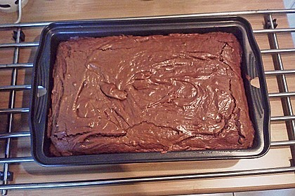 American Double Choc Brownies 119
