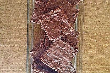 American Double Choc Brownies 120