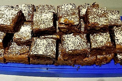 American Double Choc Brownies 180