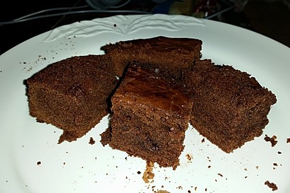 American Double Choc Brownies 146