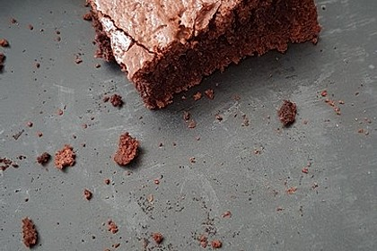 American Double Choc Brownies 213