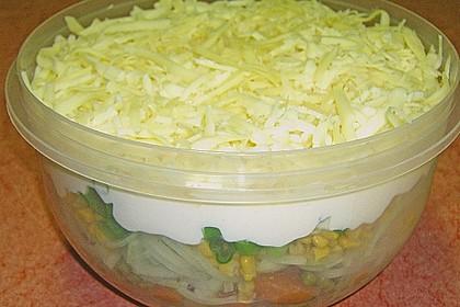 Sommer - Schichtsalat 4
