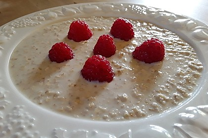 Englischer Porridge 8