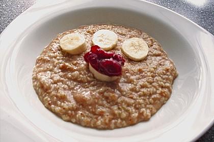 Englischer Porridge 25