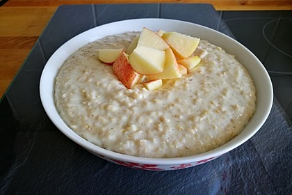 Englischer Porridge 5