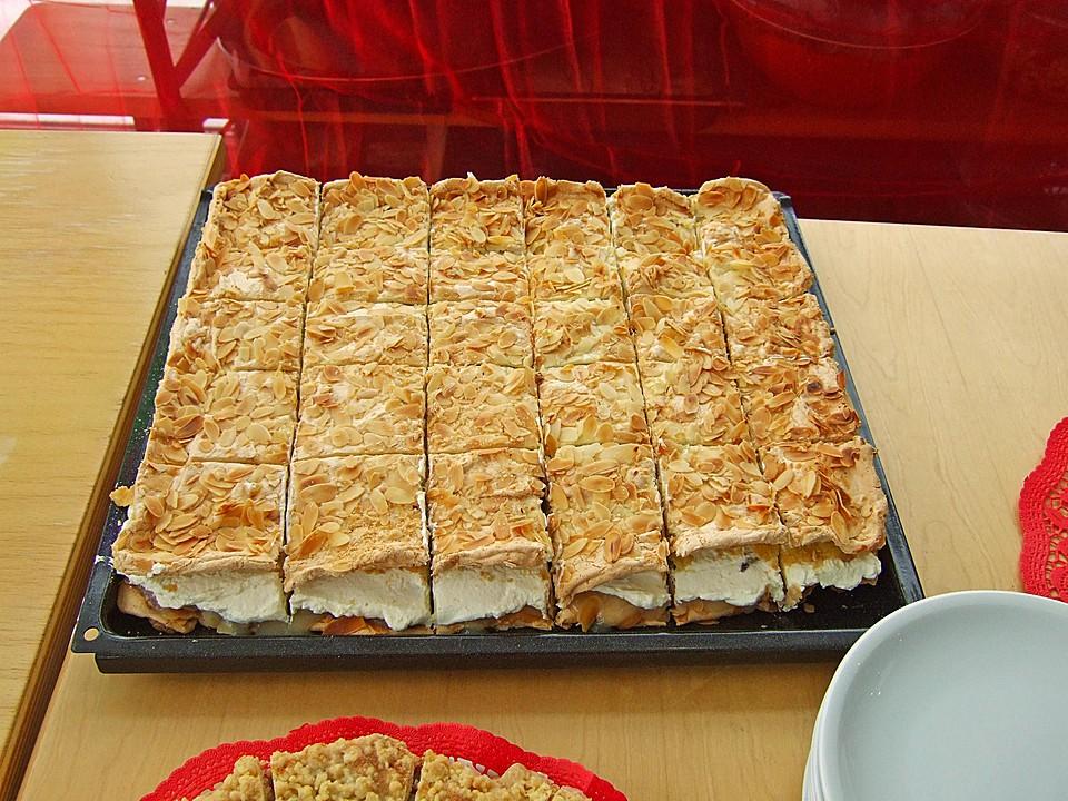 Mandel Baiser Torte Von Hauchzart Chefkoch De