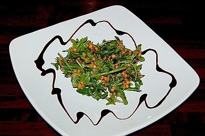 Linsen-Rucola-Salat 7