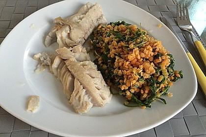 Linsen-Rucola-Salat 16