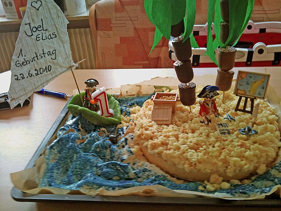 Schatzinsel Fur Kleine Piraten Von Kuchendrama Chefkoch De