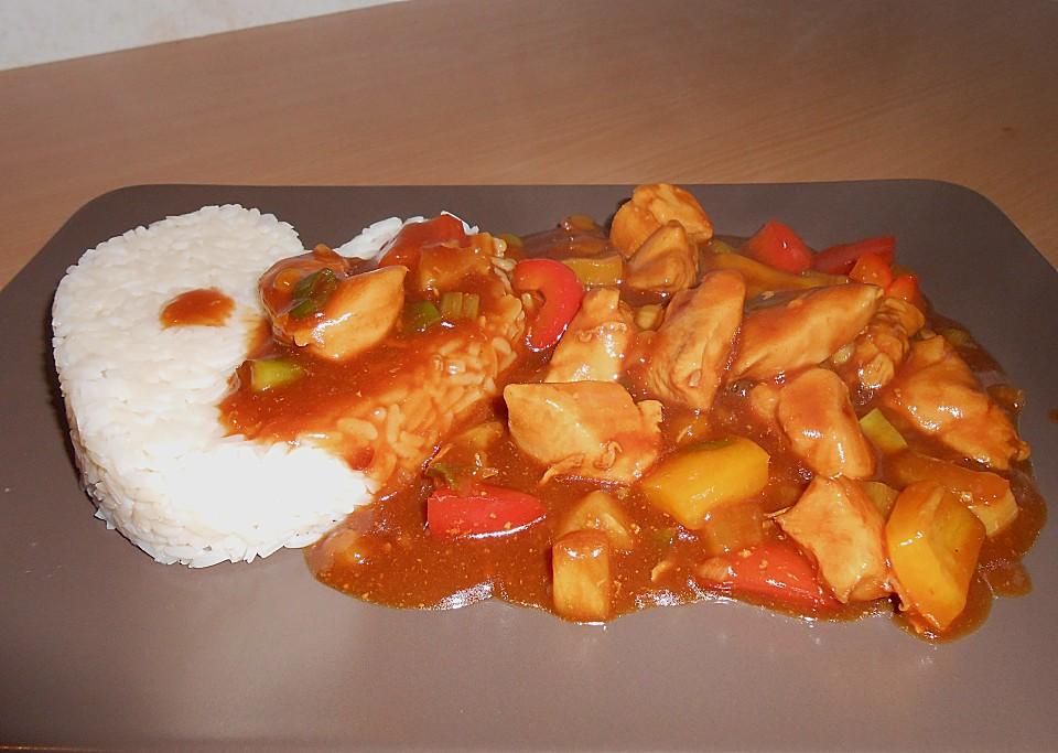 Süß Sauer Sauce Von Sisisisi Chefkoch