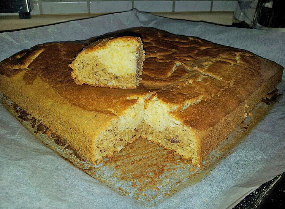 Baileys Marzipan Blechkuchen Von Katze Chibi Chefkoch De