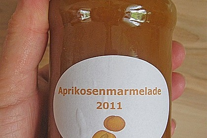 Aprikosenmarmelade 24