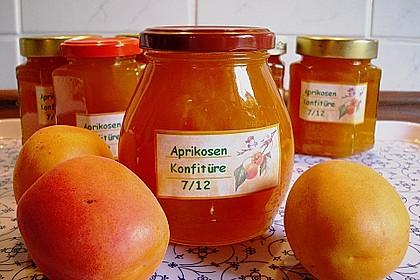 Aprikosenmarmelade 2