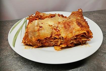 Italienische Lasagne 7