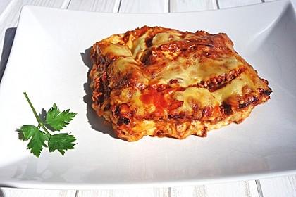 Italienische Lasagne 6