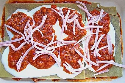 Italienische Lasagne 29
