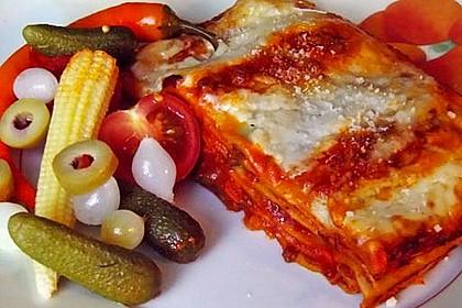 Italienische Lasagne 18