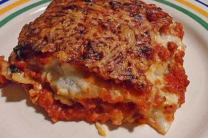 Italienische Lasagne 12