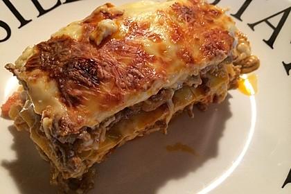 Italienische Lasagne 26