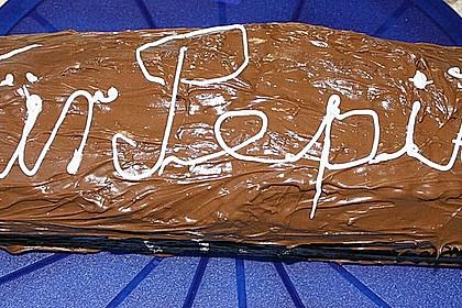 Nutella - Kuchen 16