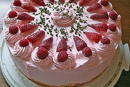Erdbeer - Mascarpone 1
