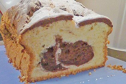 Marmorkuchen klein - auch zum variieren 23