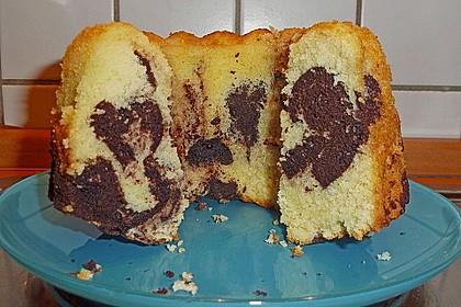 Marmorkuchen klein - auch zum variieren 16