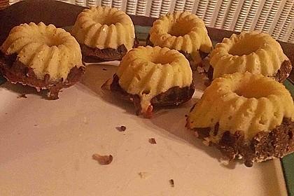 Marmorkuchen klein - auch zum variieren 12